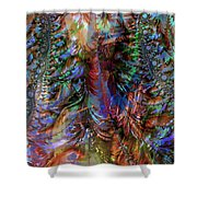 Mayhem And Madness Shower Curtain