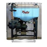 Maytag Washing Machine Shower Curtain