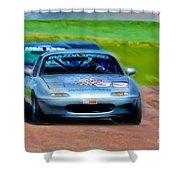 Mazda Speed Shower Curtain