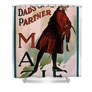 Mazie Shower Curtain