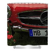 Mb 190 Shower Curtain