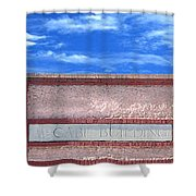 Mccabe Building Shower Curtain