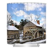 Mccormick Farm 3 Shower Curtain