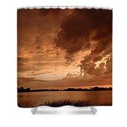 Mciver Lake Shower Curtain