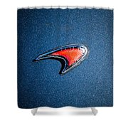 Mclaren Emblem -0247c45 Shower Curtain