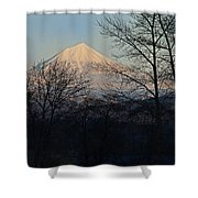 Mclaughlin Late Winter Day Shower Curtain