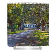 Mcleod Plantation Shower Curtain