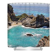 Mcway Falls 7387 Shower Curtain