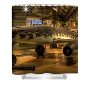 Me-262 Swallow Shower Curtain