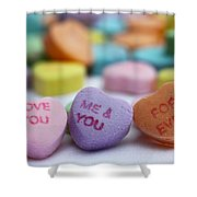 Me And You Forever Shower Curtain