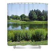 Meadow Lake Shower Curtain