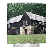 Meadow Run Mill Shower Curtain