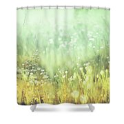 Meadowland Shower Curtain by Amy Tyler