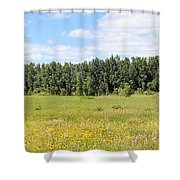 Meadowland Shower Curtain