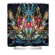 Mechanical 572  11 Shower Curtain