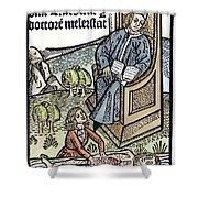 Medical Teaching, 1487 Shower Curtain