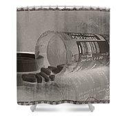Medication 5 Shower Curtain