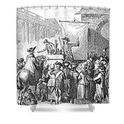 Medicine: Charlatan Shower Curtain