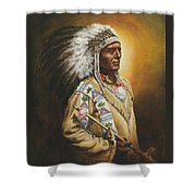 Medicine Chief Shower Curtain