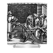 Medicine: Surgery, 1537 Shower Curtain