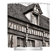 Medieval House Shower Curtain
