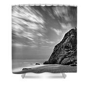 Mediterranean Sea Shower Curtain