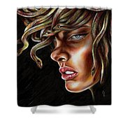 Medusa No. One Shower Curtain