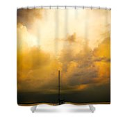 Mellow Dreams Shower Curtain