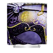 Melting Beauty Shower Curtain