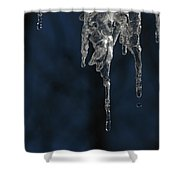Melting Icicle Formation The Joker Shower Curtain