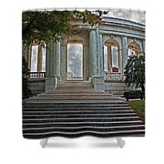 Memorial Ampitheater Shower Curtain