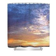 Memorial Morning Shower Curtain