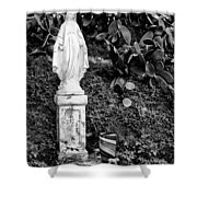 Memoriam Shower Curtain