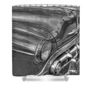 Memories On Wheels Shower Curtain