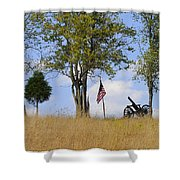 Memory 150 Years Later Shower Curtain
