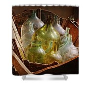 Memory Of The Past Shower Curtain