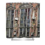 Men Of The Law Shower Curtain
