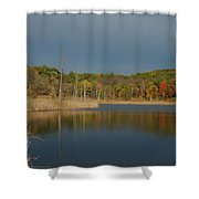 Mendon Ponds Shower Curtain