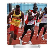 Mens 200 Meter Shower Curtain