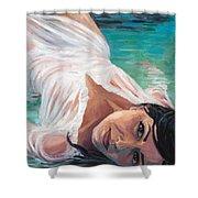 Mermaid Helen Shower Curtain