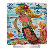 Mermaid Mermaid Shower Curtain
