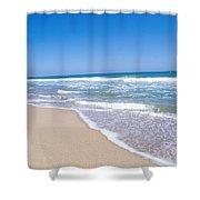 Merritt Island Nwr, Florida Shower Curtain
