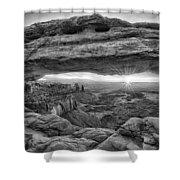 Mesa Arch Sunrise Shower Curtain