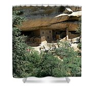 Mesa Verde Cliff Dwellings  Shower Curtain