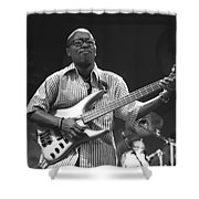 Meshell Ndegeocell Shower Curtain