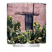 Mesilla Bouquet Shower Curtain by Kurt Van Wagner