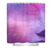 Mesmerized Shower Curtain