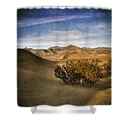 Mesquite Flat Sand Dunes Death Valley Img 0080 Shower Curtain