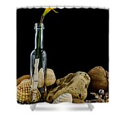 Message Of Love II Shower Curtain