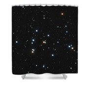 Messier 44, The Beehive Cluster Shower Curtain